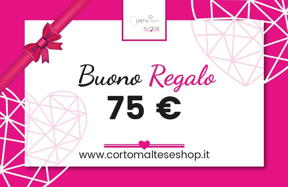 Buono Regalo 75€